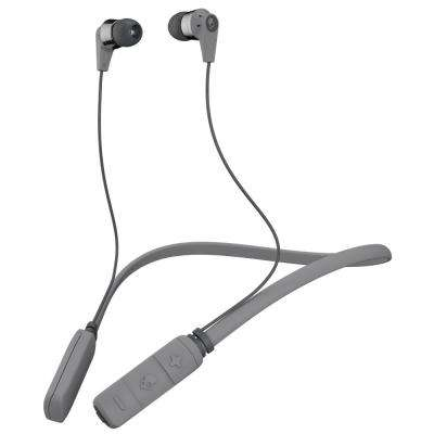 Ink'd Bluetooth Wireless Earbuds with Mic in Street Gray