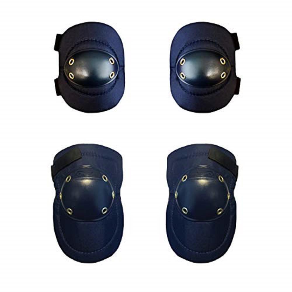 2 Colors SAFE HANDLER Tough Cap  Knee Pads