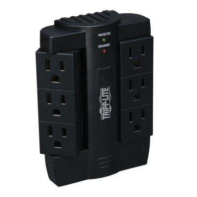Protect It! Surge- 6 Rotatable Outlets