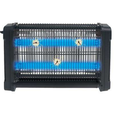 15 5 in  20-Watt High Performance Electronic Indoor Monster Bug Zapper