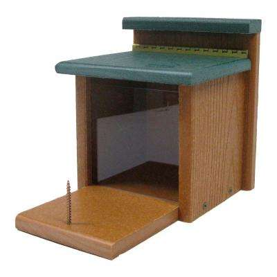 Going Green Squirrel Munch Box Squirrel Feeder