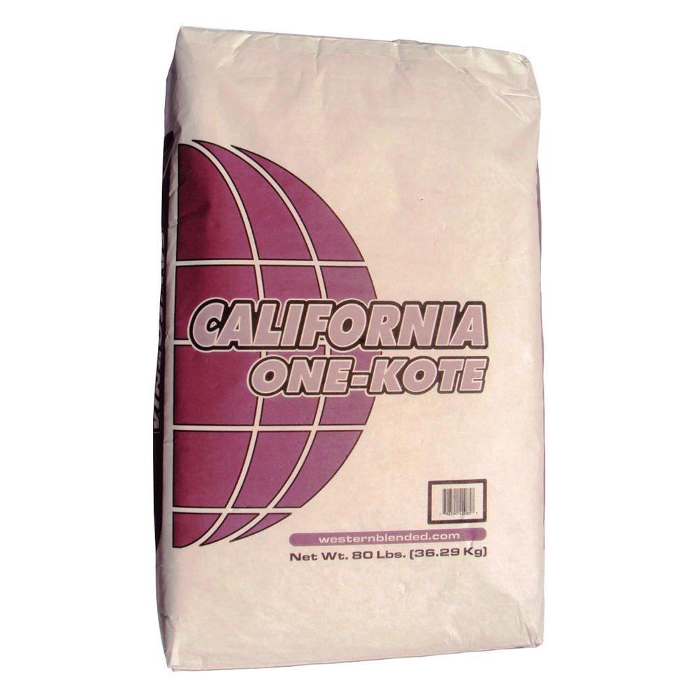Quikrete 80 lb  California One Kote Interior-691205 - The Home Depot