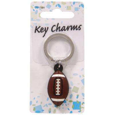 Football Key Chain (3-Pack)