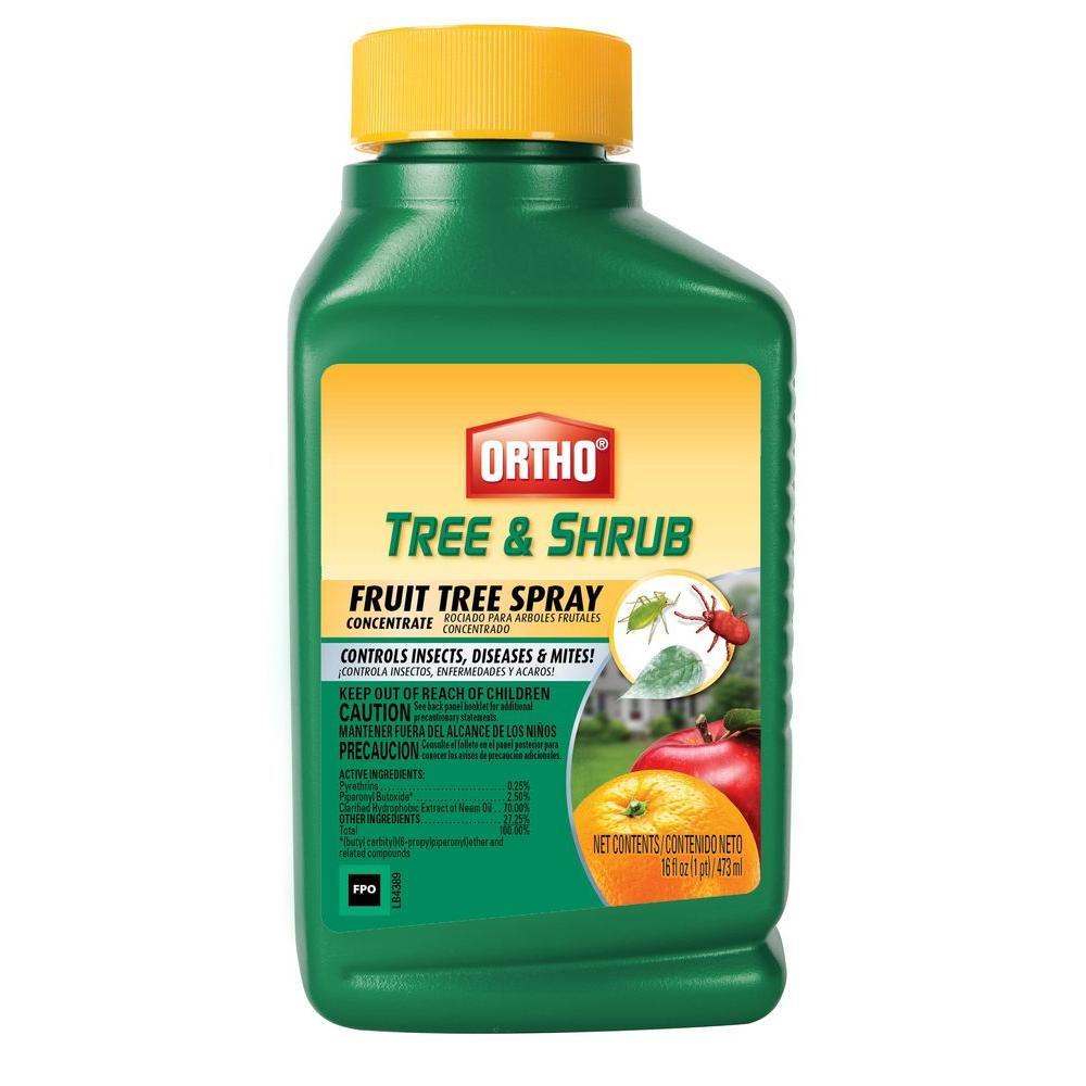 16 oz. Tree and Shrub Fruit Tree Spray