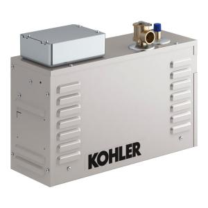 Kohler Invigoration 7kW Steam Bath Generator by KOHLER