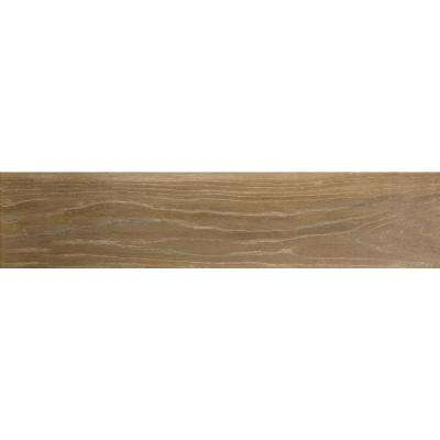 Angeles Peak Matte 9.17 in. x 47.24 in. Porcelain Floor and Wall Tile (12.04 sq. ft. / case)