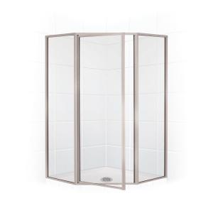 framed neoangle swing shower door