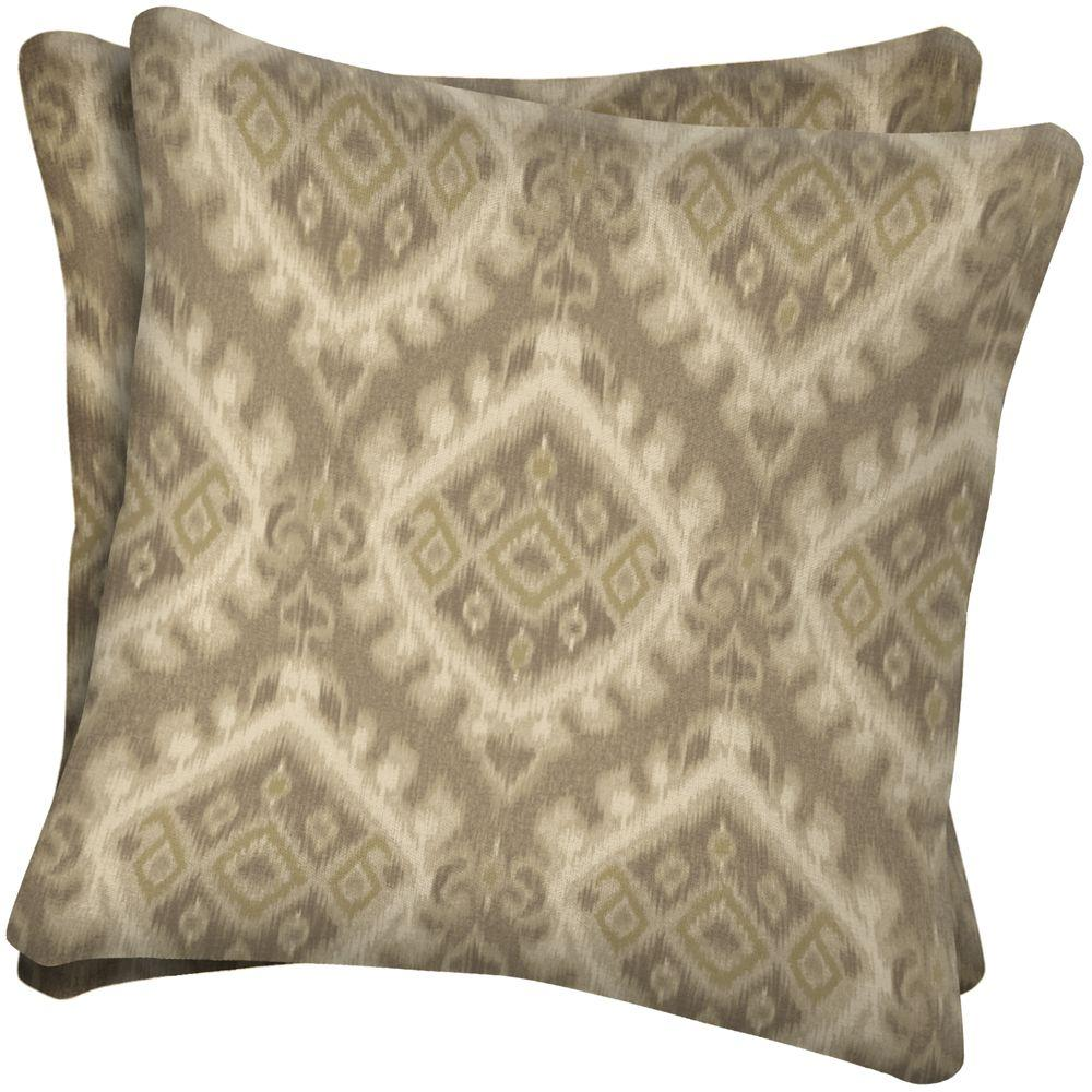 Arden Columbus Outdoor Throw Pillow (2-Pack)-DISCONTINUED