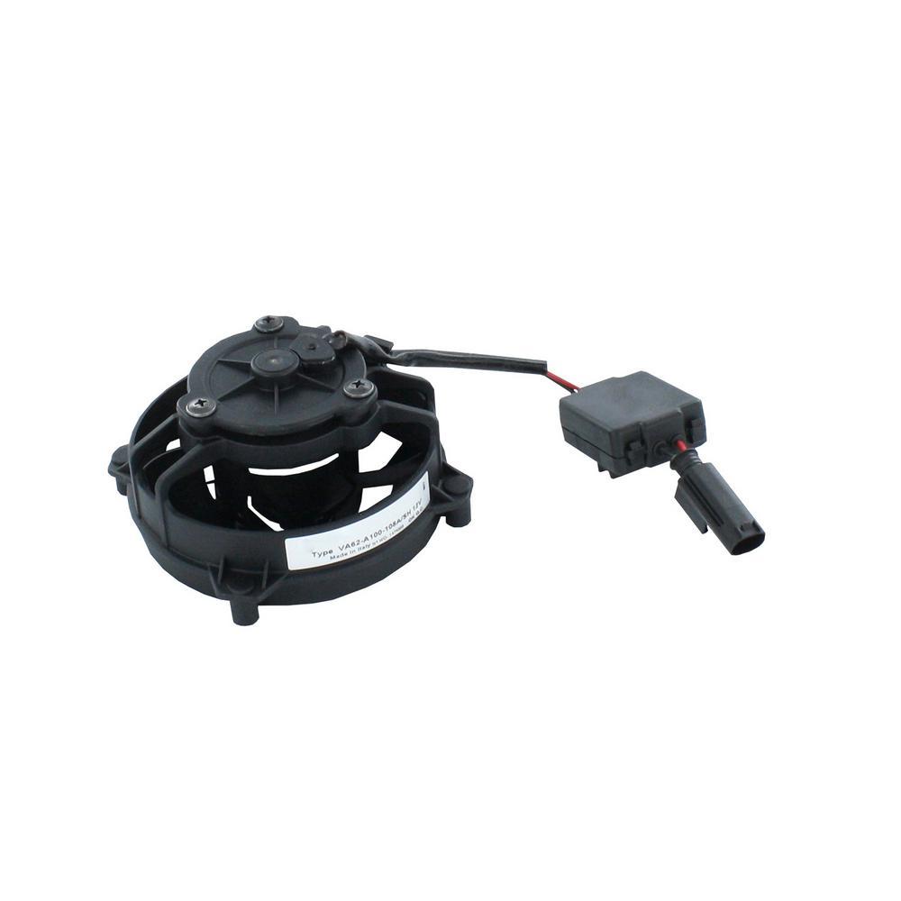 Power Steering Pump Fan