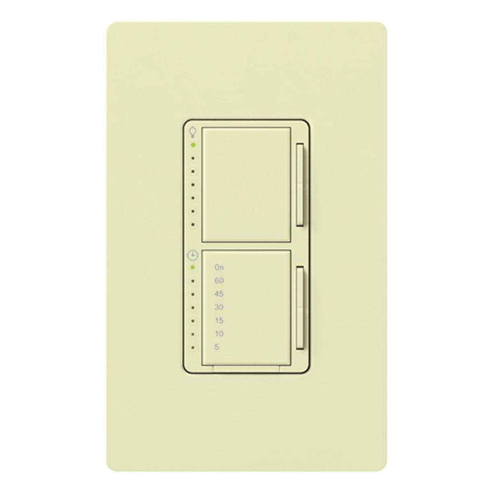 Lutron maestro 300 watt single pole digital dimmer and for Lutron dimmers