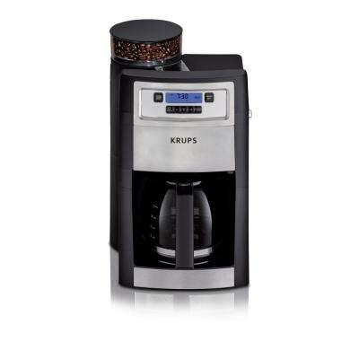 Grind and Brew 10-Cup Coffee Maker
