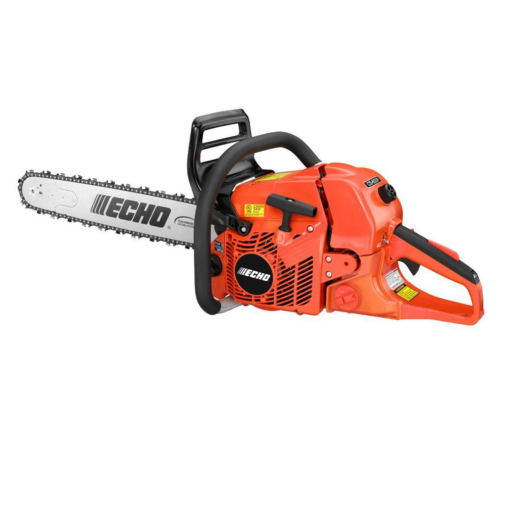 20 in. 59.8 cc Gas 2-Stroke Cycle Chainsaw