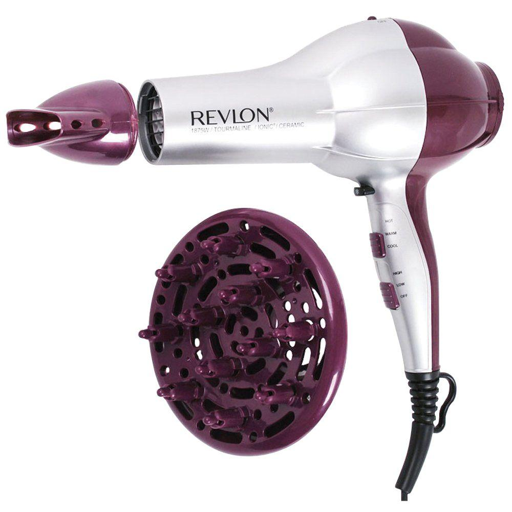 Helen of Troy Revlon 1875-Watt Ion Pro Stylist Hair Dryer...