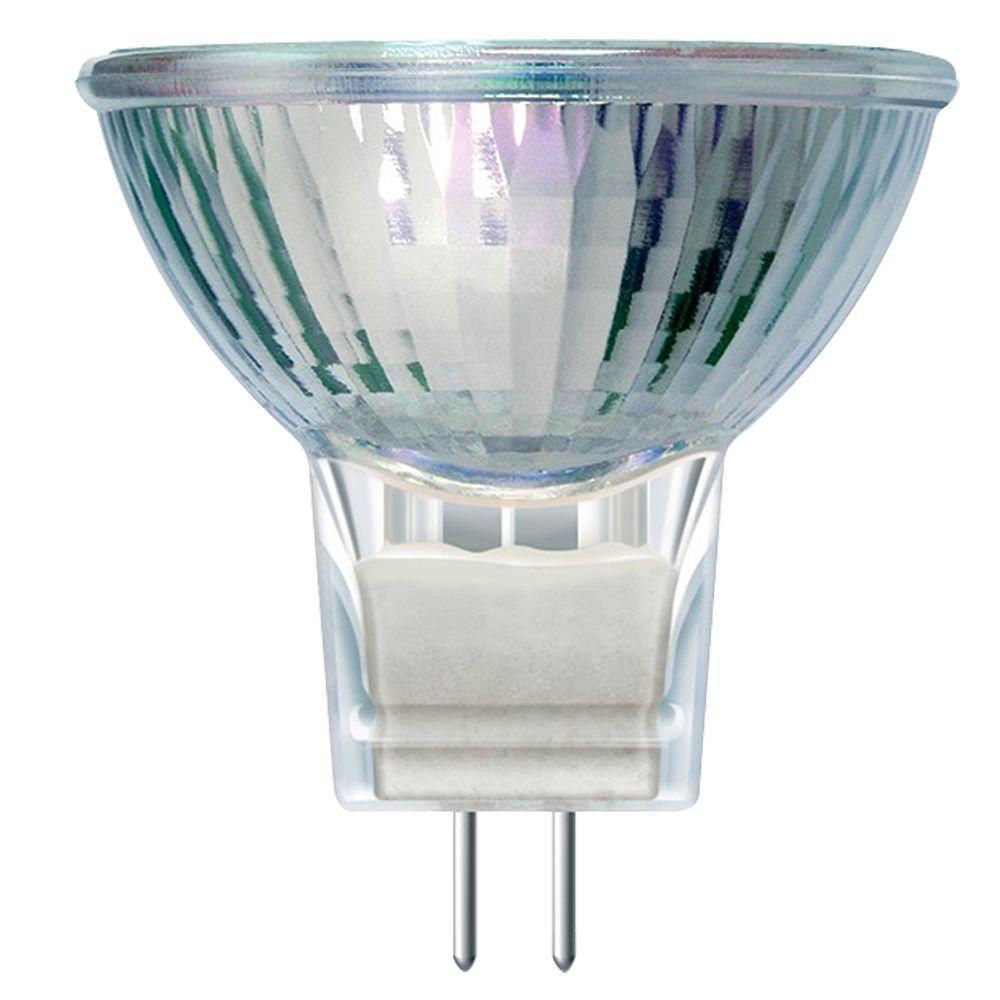 10-Watt 12 Volt Halogen MR11 Landscape Lighting and Indoor Flood Light Bulb