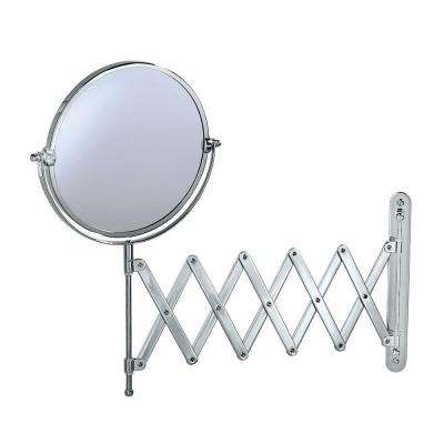 Premier 16 in. L x 24 in. W Accordion Makeup Mirror