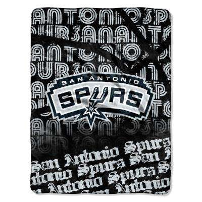 Spurs Multi-Color Redux Polyester Micro