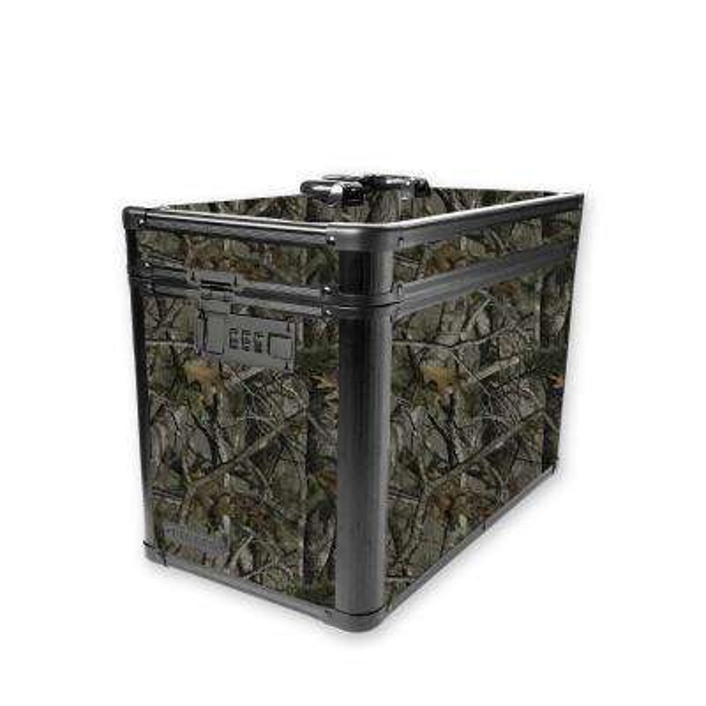 Locking Ammo Box with Tether Next Camo Vista