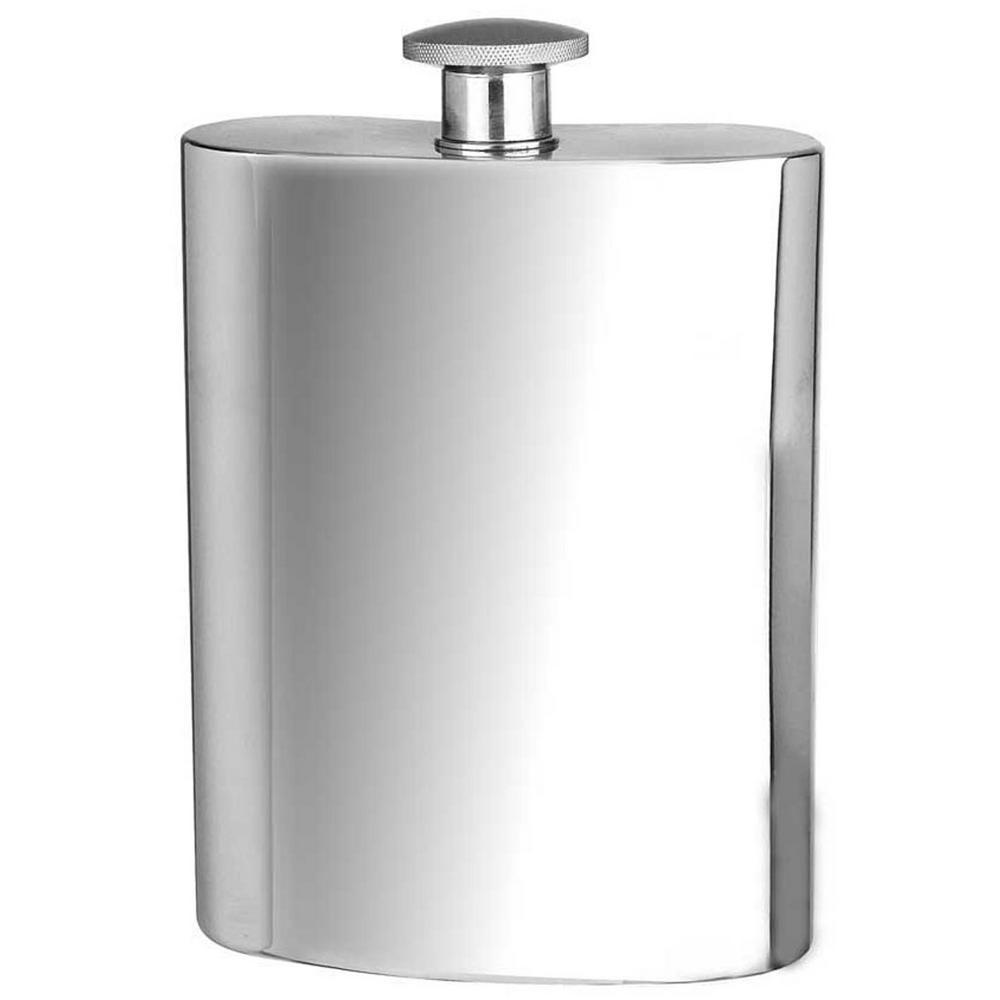 85 oz. Mega Ton Fun Stainless Steel Liquor Flask