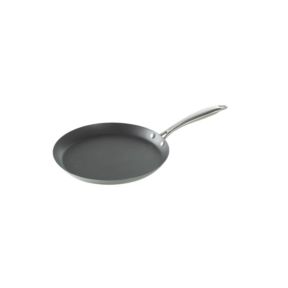 Traditional French Aluminum Crepe Pan