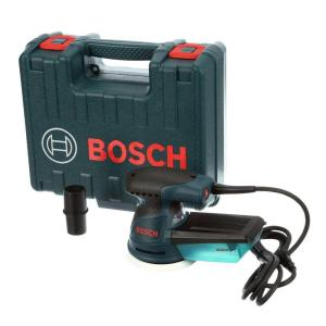 Click here to buy Bosch 2.5 Amp Corded 5 inch Variable Speed Random Orbital Sander/Polisher Kit with Carrying Hard Case by Bosch.