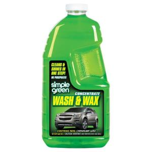 Simple Green 67 oz. Car Wash and Wax by Simple Green