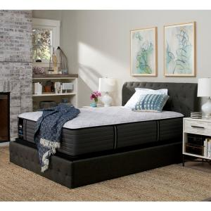 Full Cushion Firm Top Mattress Set With 9 In