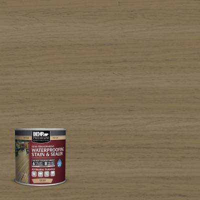 #ST-153 Taupe Semi-Transparent Weatherproofing Wood Stain
