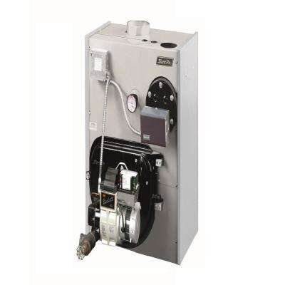 Liberty 131,000 to 175,000 BTU Input 117,000 to 131,000 BTU Output Hot Water Oil Boiler with Tankless Coil