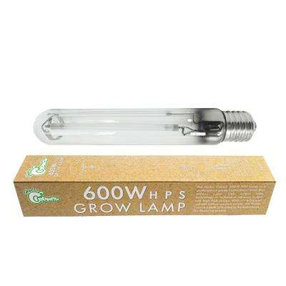 600-Watt High Pressure Sodium Replacement HID Grow Light Bulb
