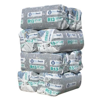 R-13 Denim Insulation Batts 23 in. x 93 in. (8-Bags)