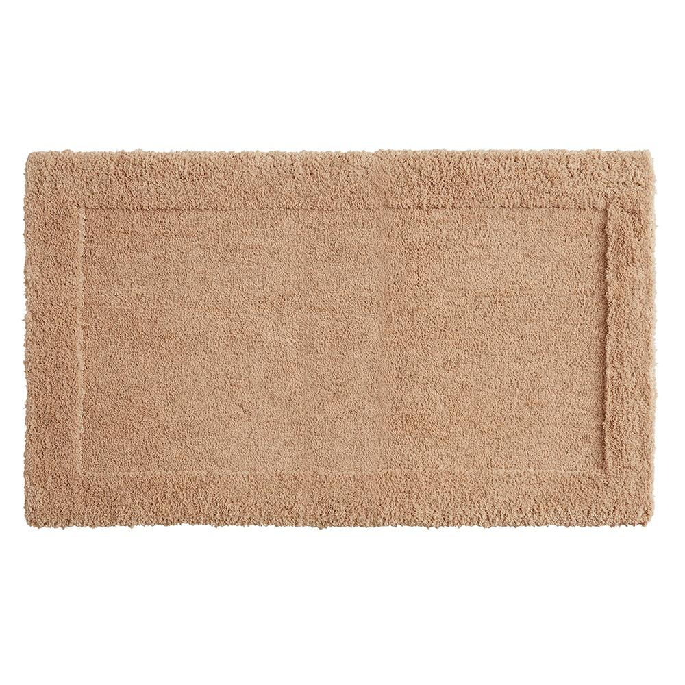 Mohawk Home Dynasty 30 In X 50 In Micro Denier Polyester Bath Mat In Barley 079261 The Home Depot