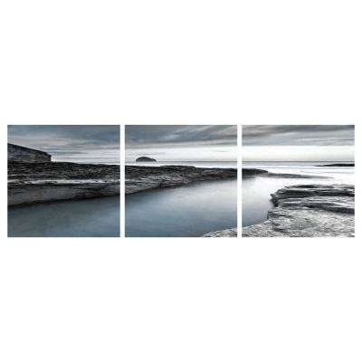 "Tempered Glass Series ""Untouched Beauty"" by Unknown Artist Tempered Glass Wall Art"
