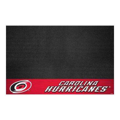 Carolina Hurricanes 26 in. x 42 in. Grill Mat
