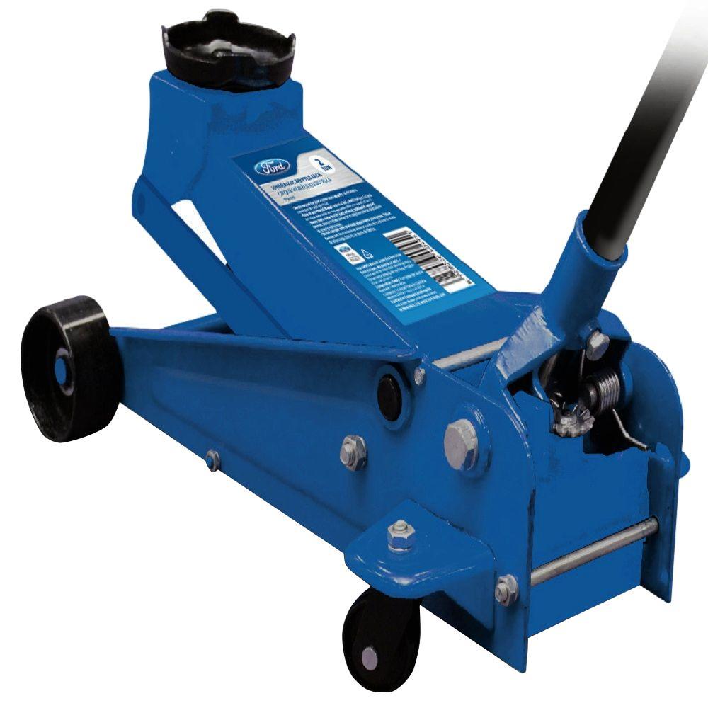 3-Ton Hydraulic Garage Jack