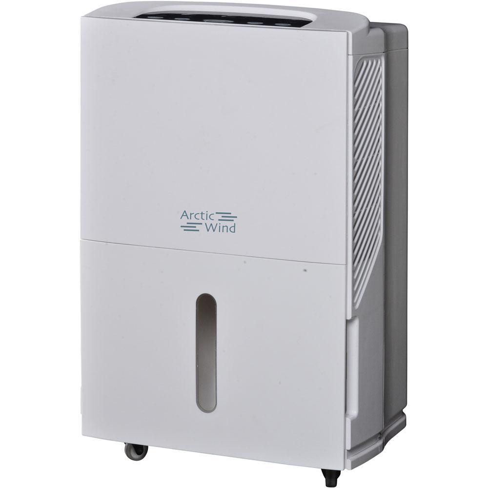 50-Pint Dehumidifier in White