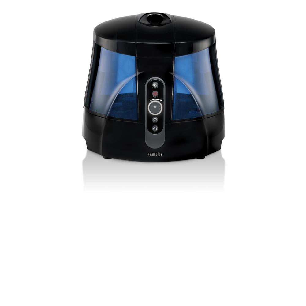 Homedics Totalcomfort Ultrasonic Humidifier Plus Uhe Wm70
