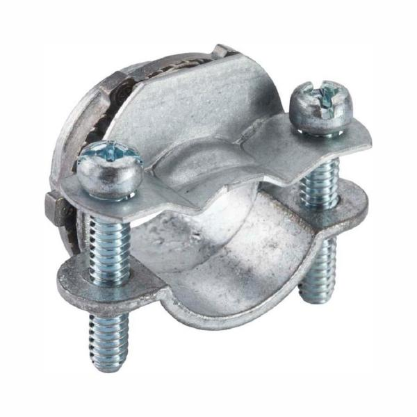 1 in. Non-Metallic Clamp Connector (25-Pack)