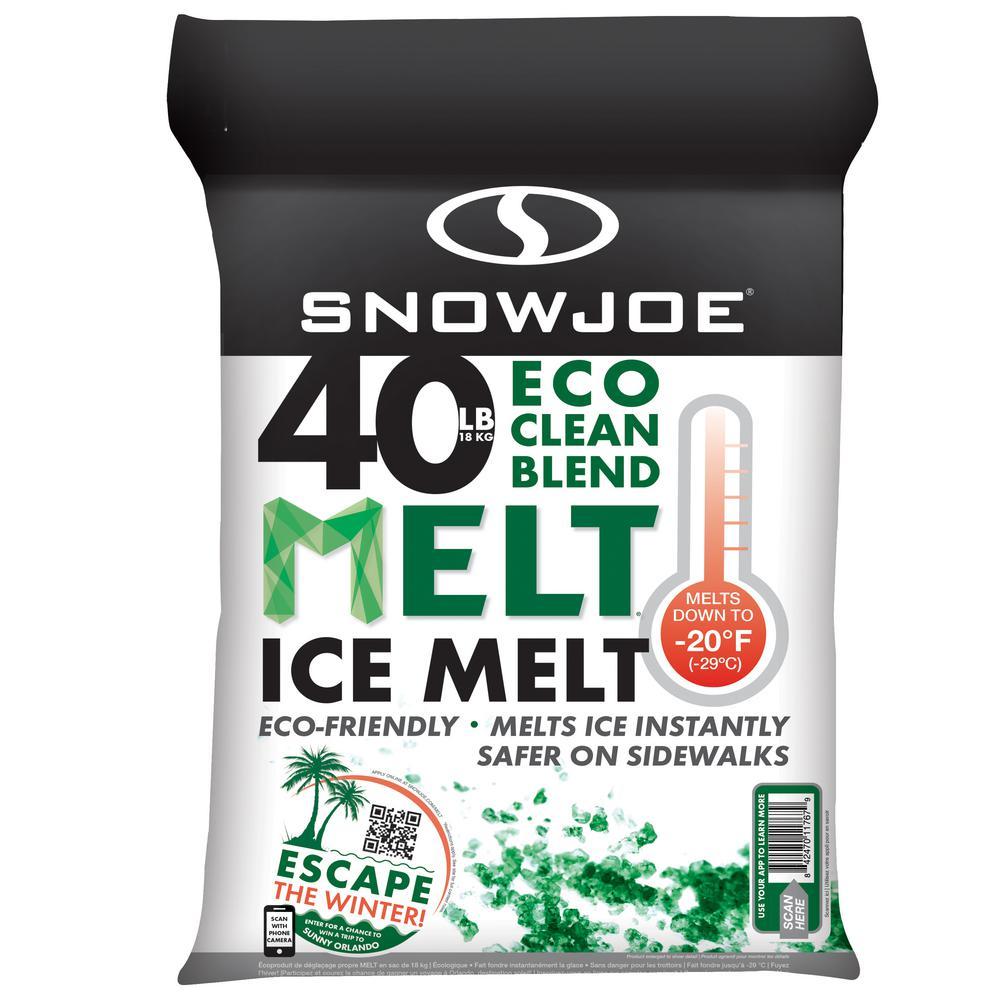40 lb. Eco Clean Ice Melt Blend