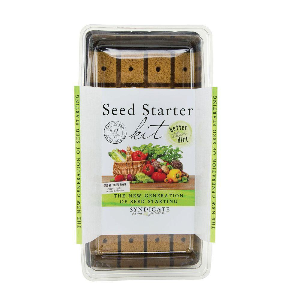 24 Cell Seed Starter Kit