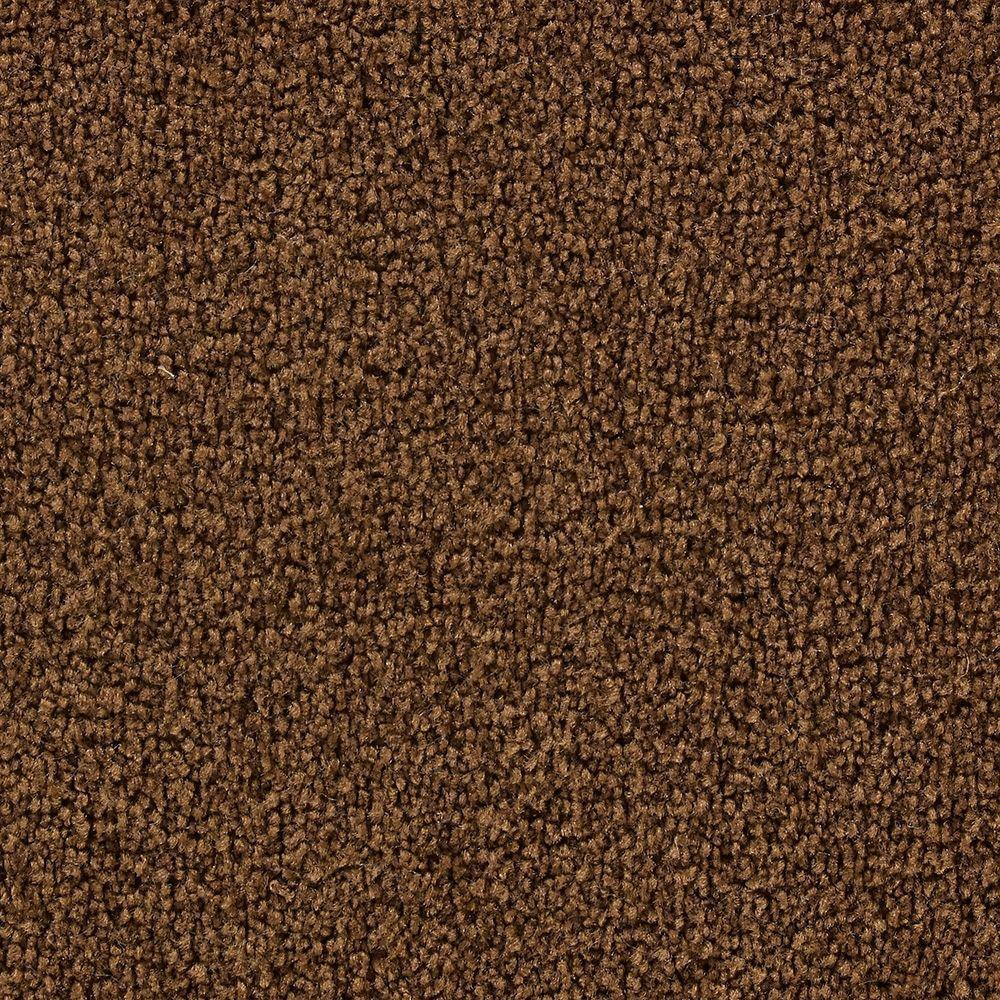 Martha Stewart Living Burghley Nutmeg - 6 in. x 9 in. Take Home Carpet Sample