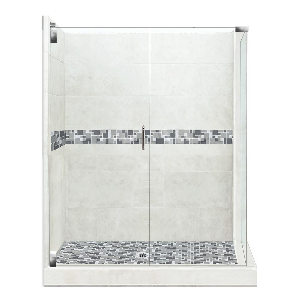 corner shower kits 36 x 36. American Bath Factory Newport Grand Hinged 32 in  x 36 80