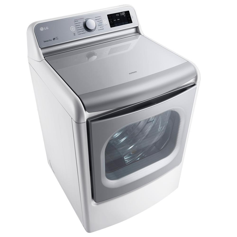 14 lg electronics 90 cu ft electric dryer