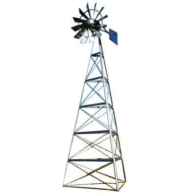 24 ft. Deluxe Windmill Aeration System