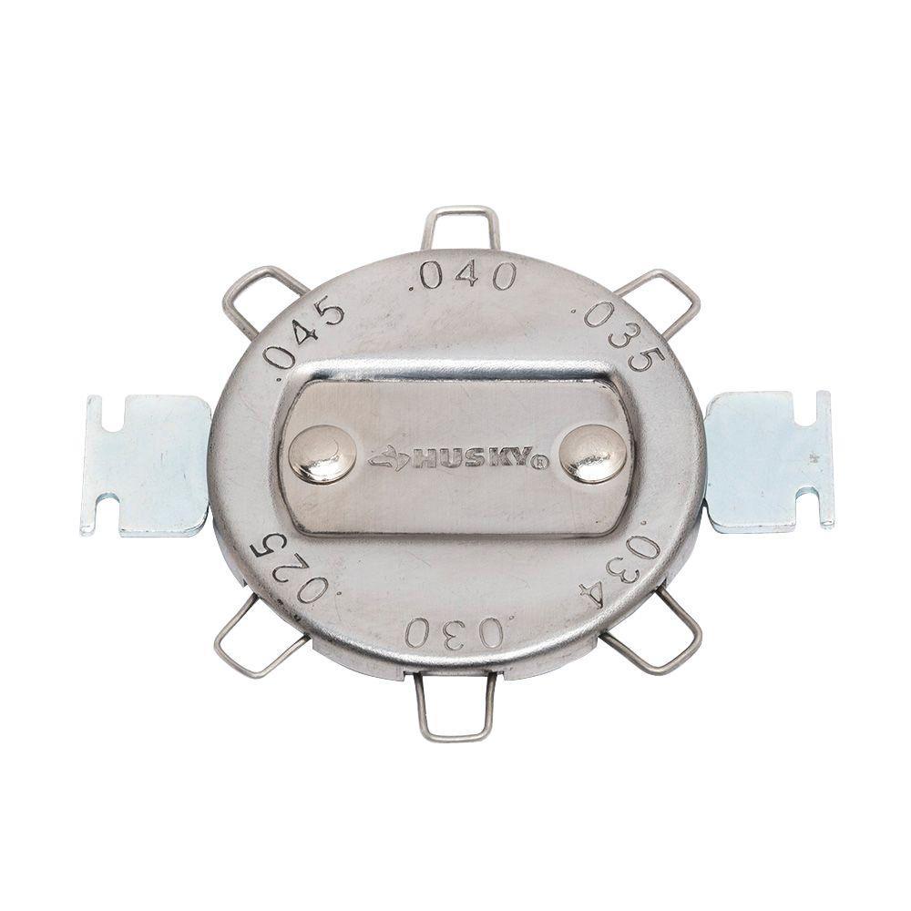 6 Cap Spark Plug Gap Gauge