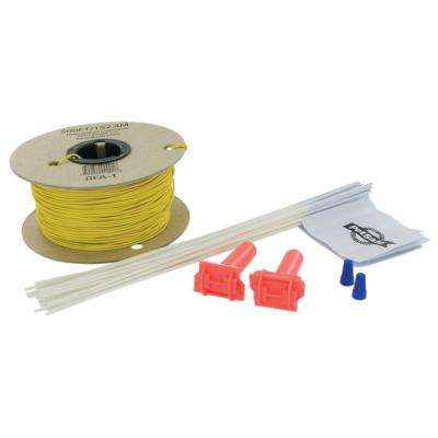 Boundary Wire and Flag Kit