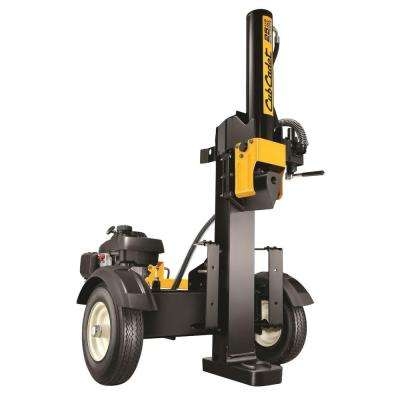 25-Ton 160 cc Honda Powered Gas Log Splitter