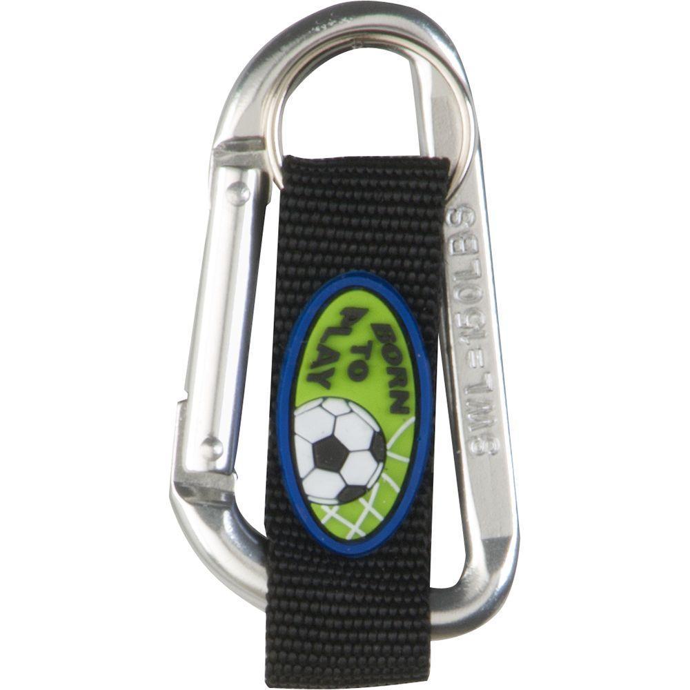HY-KO Soccer C-Clip Key Ring
