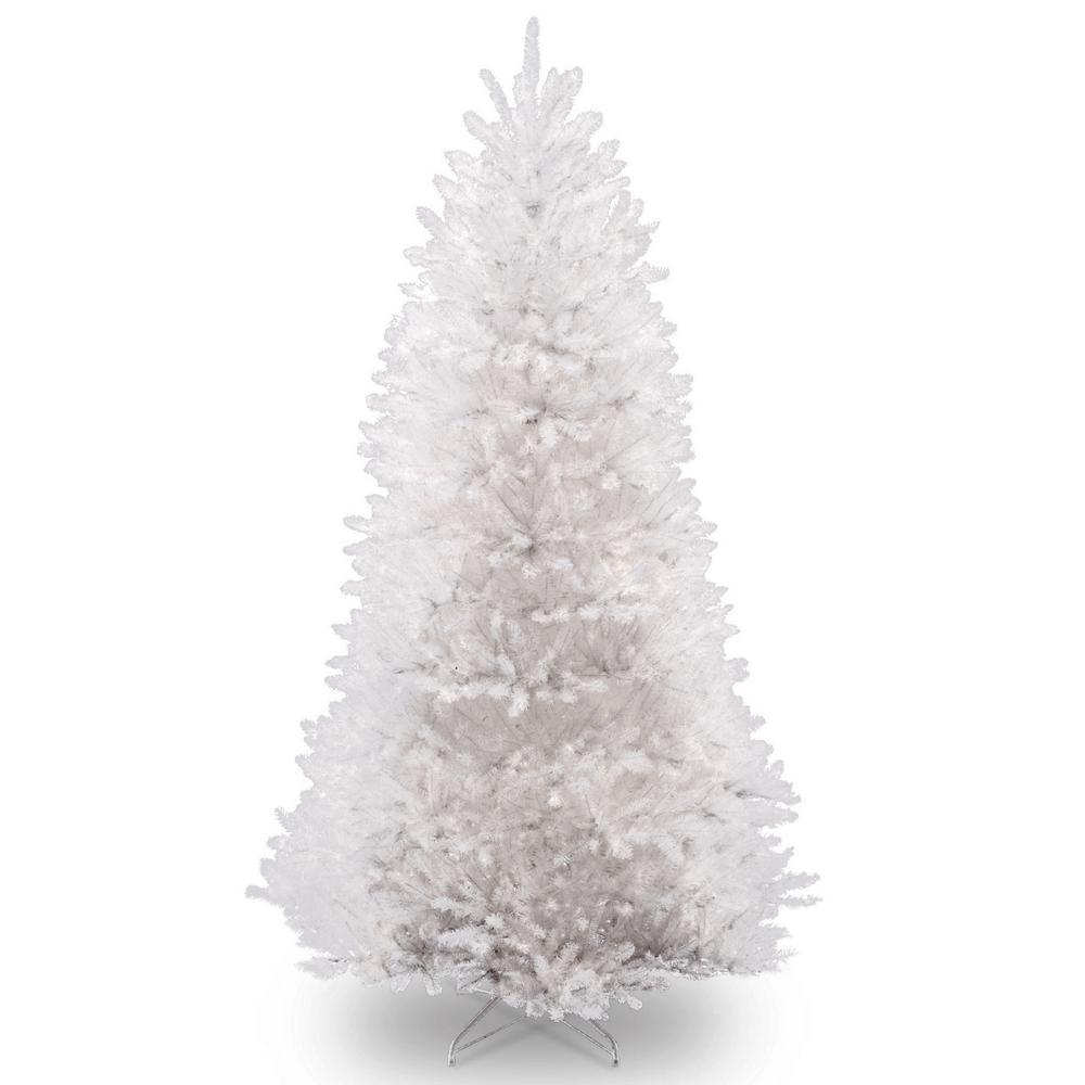National Tree Company 7.5 ft. Dunhill White Fir Tree
