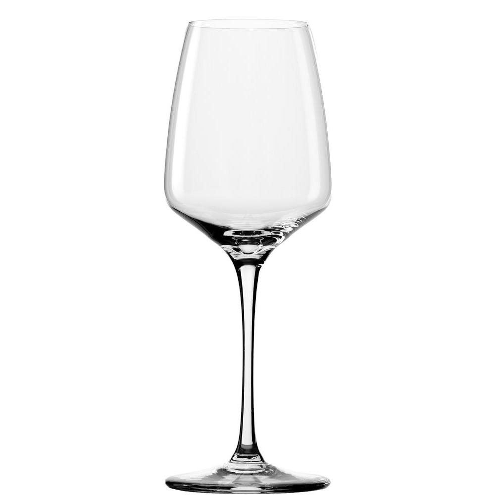 Anchor Hocking Experience Wine Glass in White (4-Pack)
