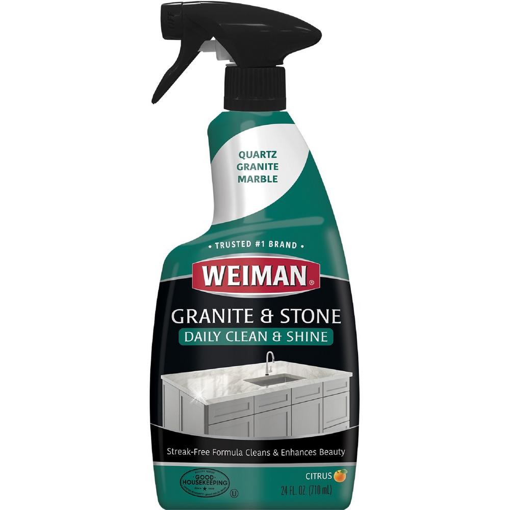 Weiman 24 Oz Granite Cleaner 109 The